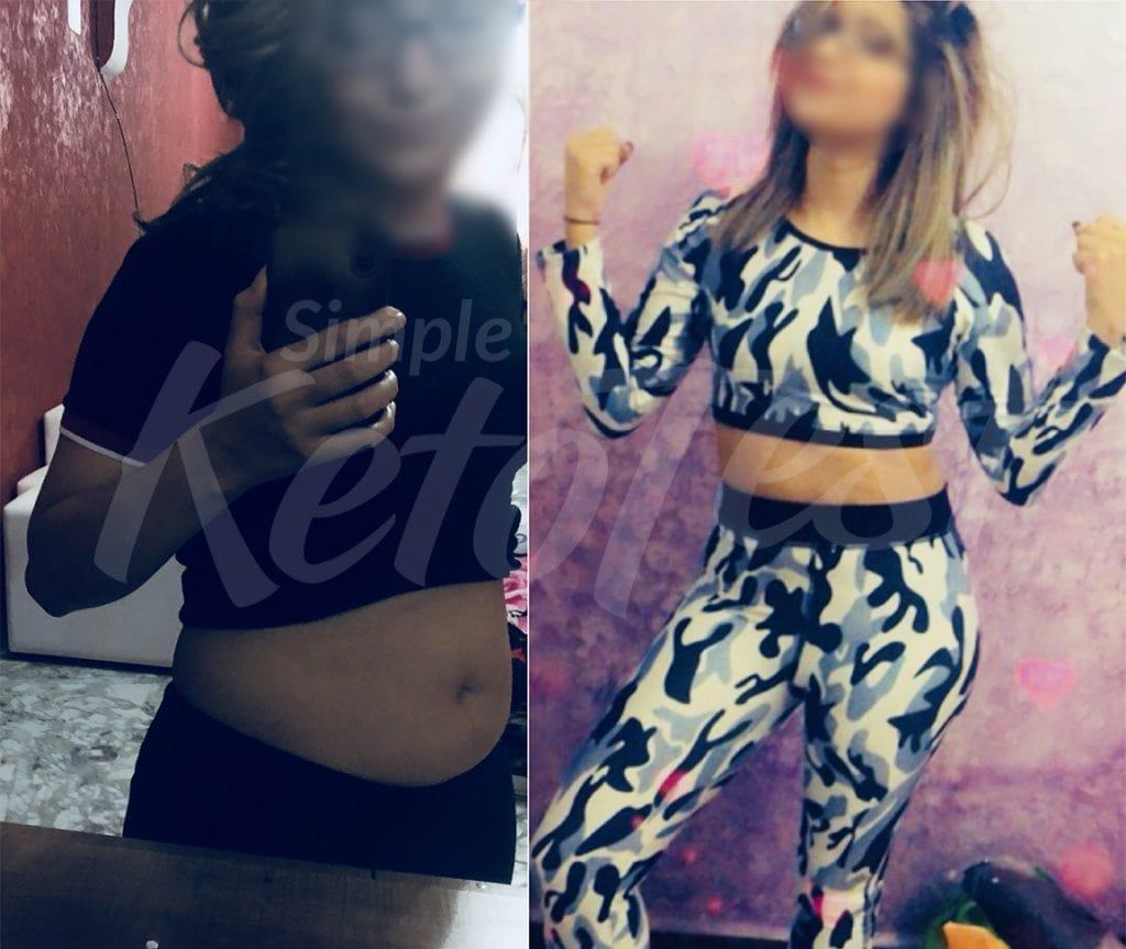 Safa's Success Story   Keto Diet Success Stories