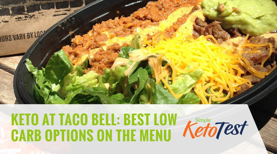Keto at Taco Bell: Best Low Carb Options on the Menu