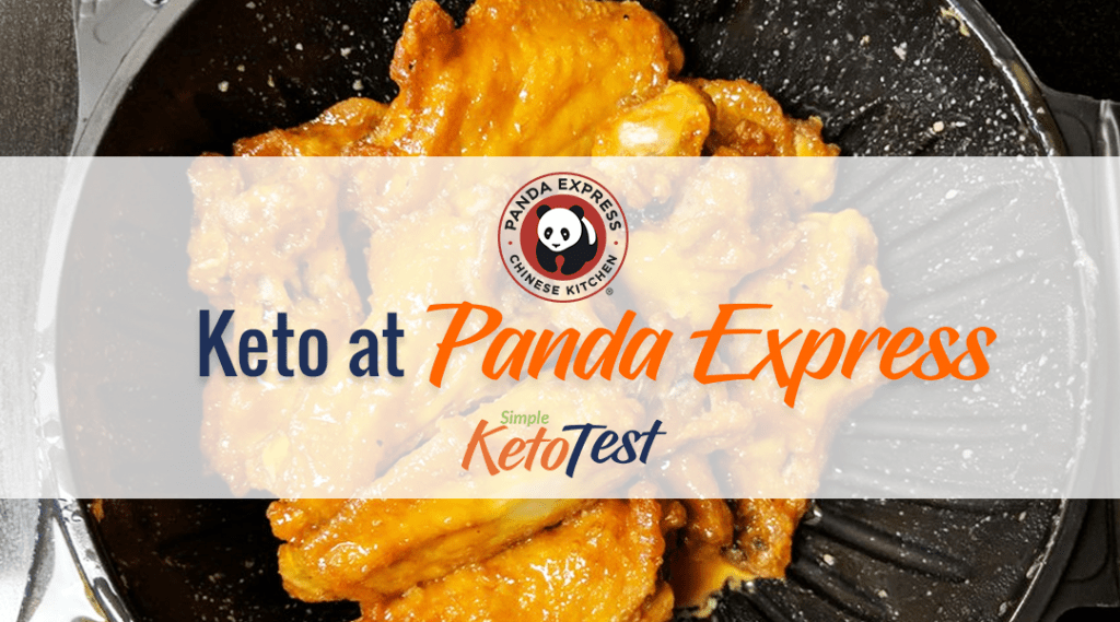 keto at panda express  best low carb options on the menu